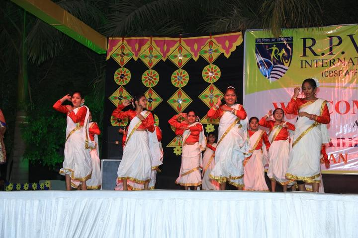 R P Vasani International School-Annual Day