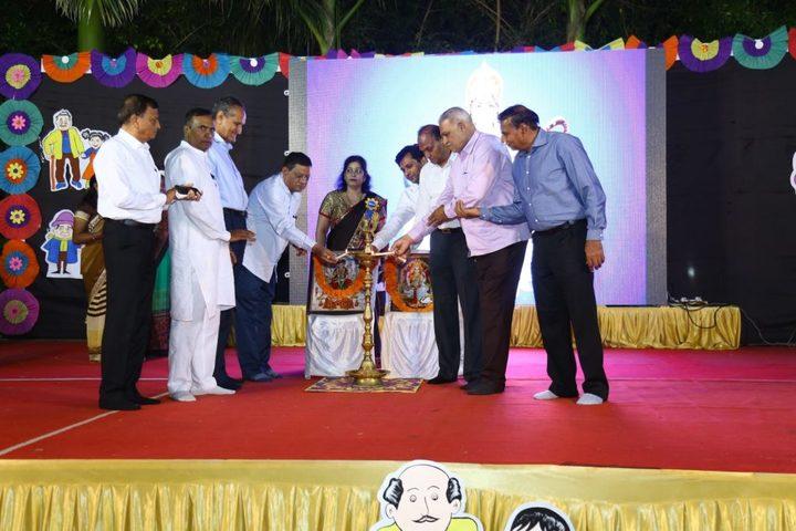 R P Vasani International School-Events