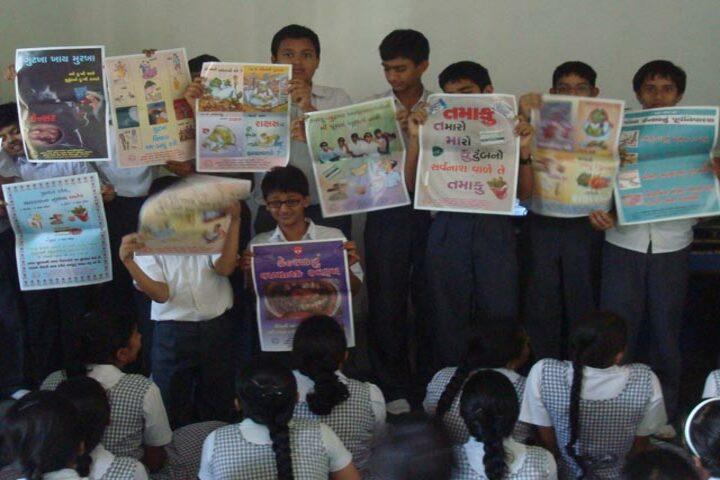 Rachana School-Students