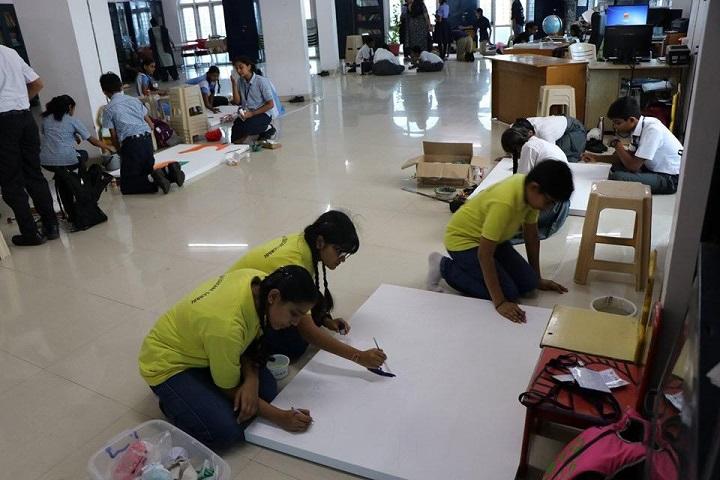 Radhika Educare School-Drawing
