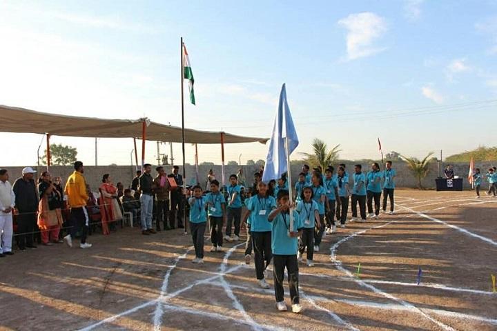 Radhika Educare School-Sports Day