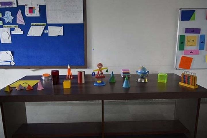 Radiant English Academy-Maths-Lab