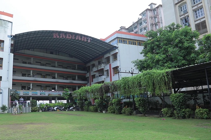 Radiant English Academy-Campus View