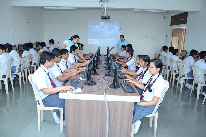 Radiant English Academy-Computer Lab