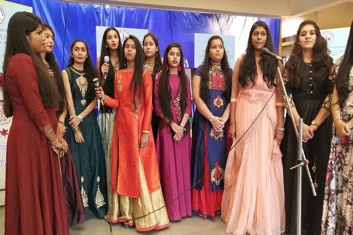 Rajashree Vidya Mandir-Farewell
