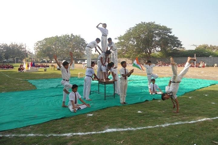 Rajashree Vidya Mandir-Sports Day