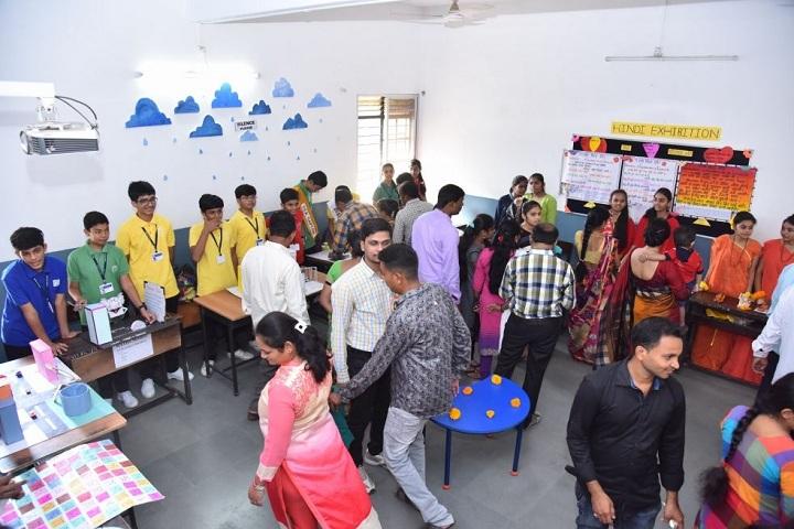 Rajashree Vidya Mandir-Exhibition