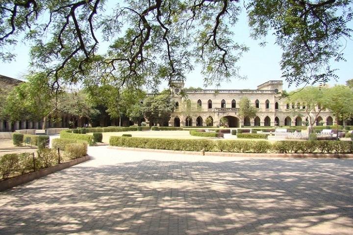 Rajkumar College-Campus View