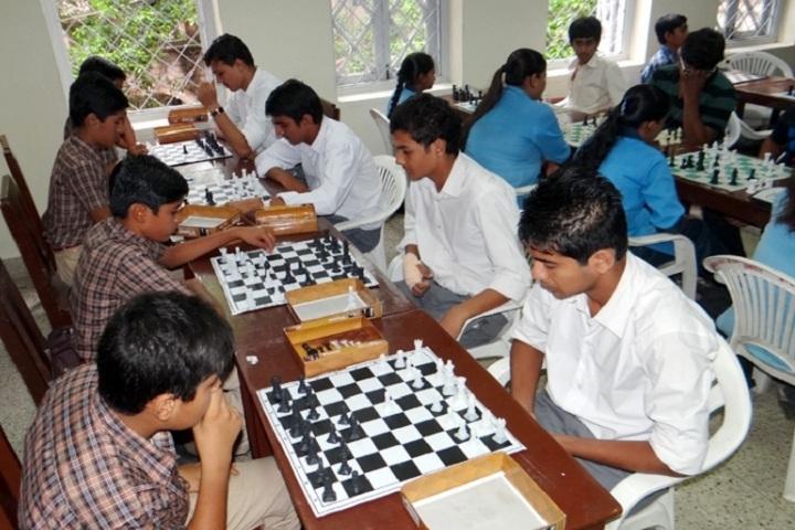 Rajkumar College-Indoor Games