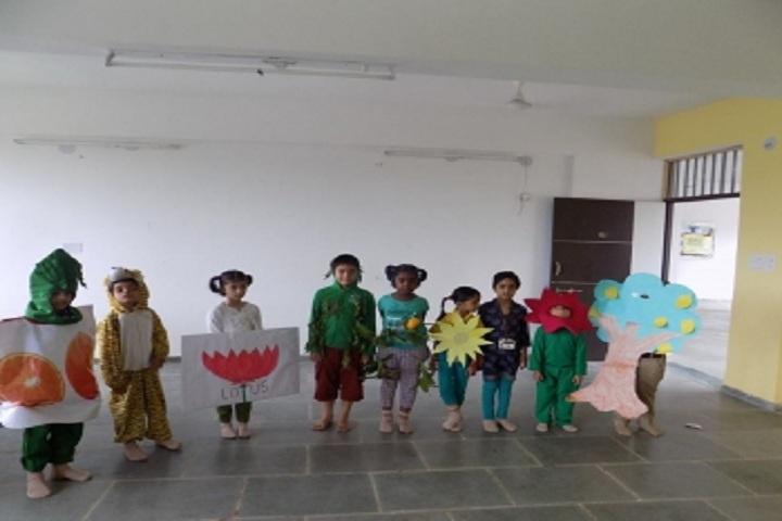 Rangoli International School-Activities