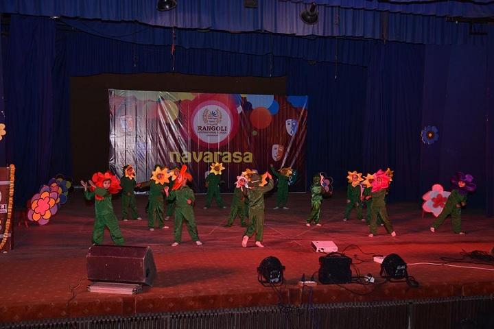 Rangoli International School-Annual Day