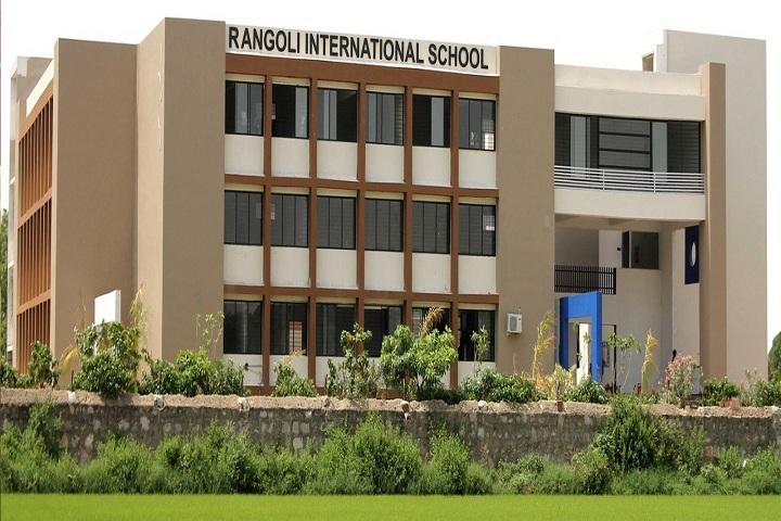 Rangoli International School-Campus View