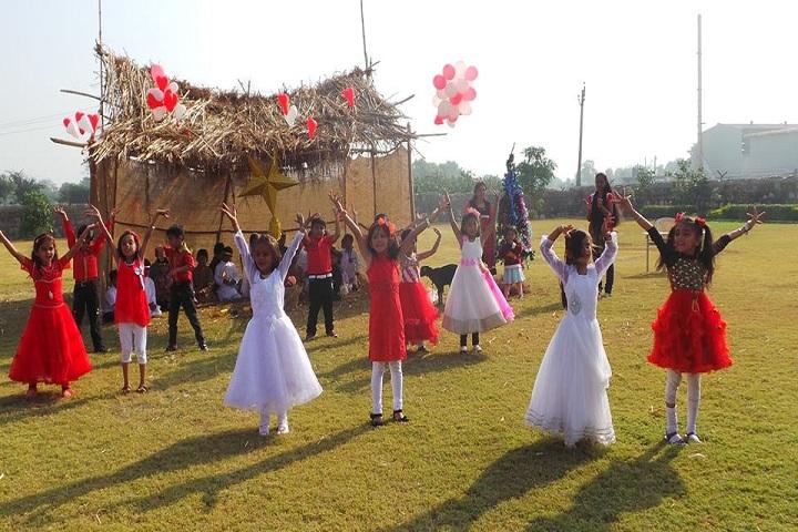 Rangoli International School-Christmas Celebrations