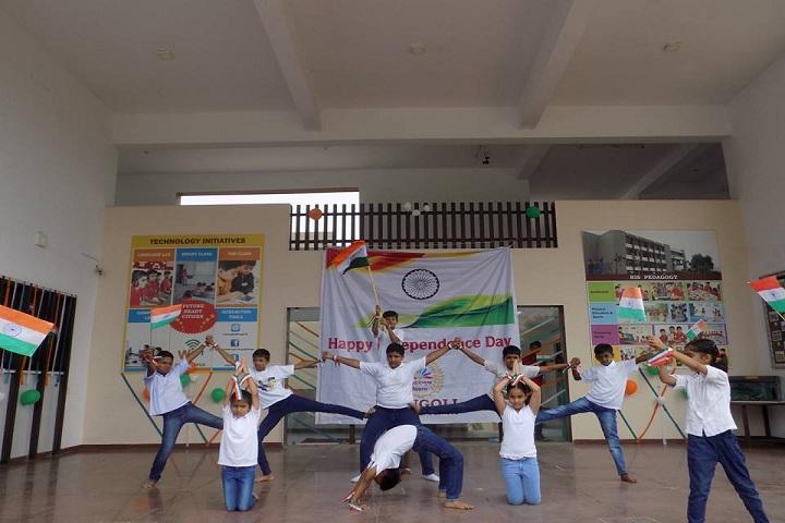 Rangoli International School-Independence Day