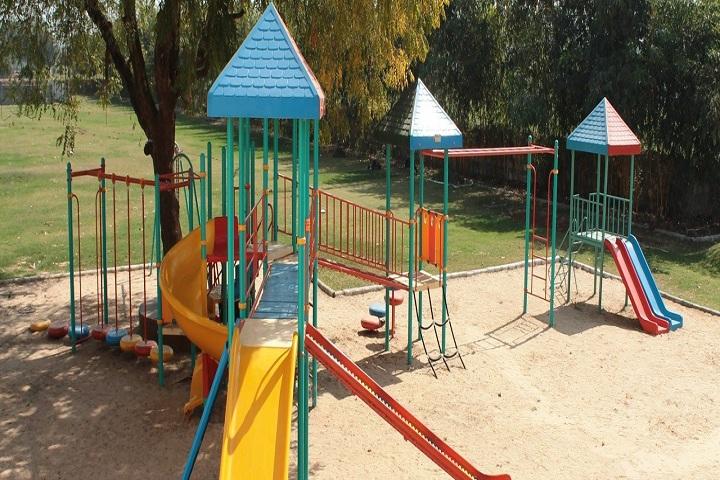 Rangoli International School-Kids Playground
