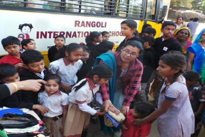 Rangoli International School-Sadbavana