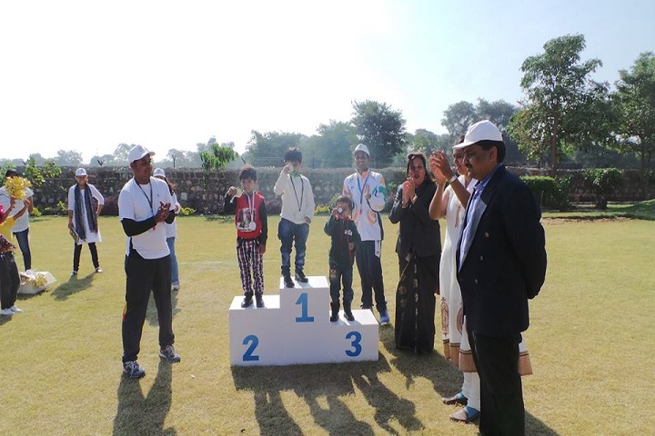 Rangoli International School-Sports Day