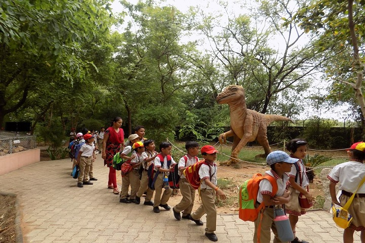 Rangoli International School-Tour