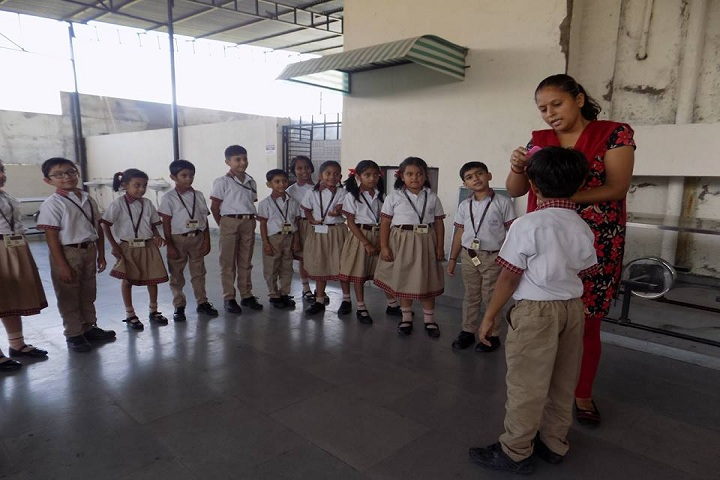 Rangoli International School-Work Education