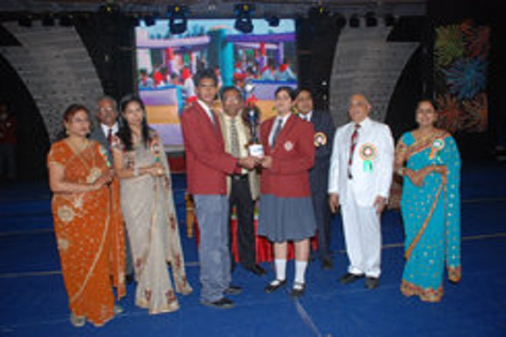 S D Jain Modern School-Awards