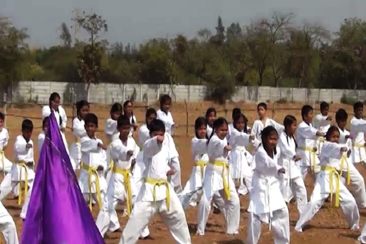Samarpan Gnyan School-Karate