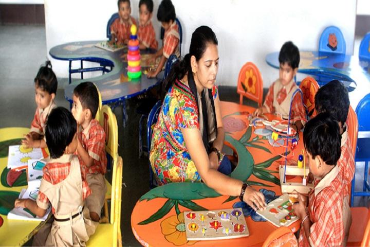 Samarpan Gnyan School-Kids Classroom