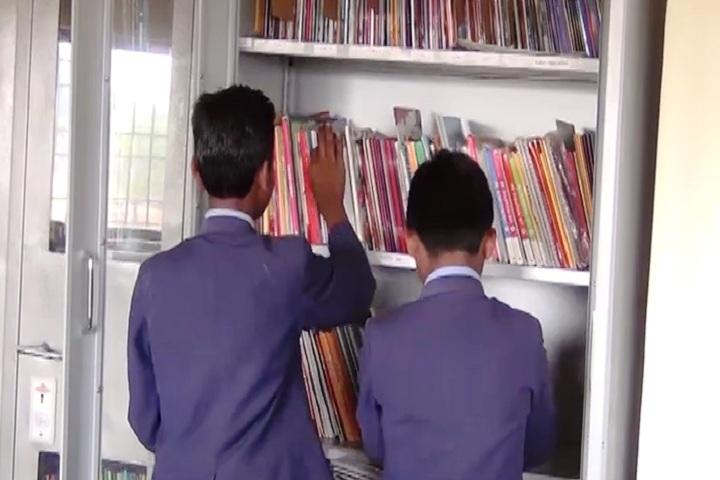 Samarpan Gnyan School-Library