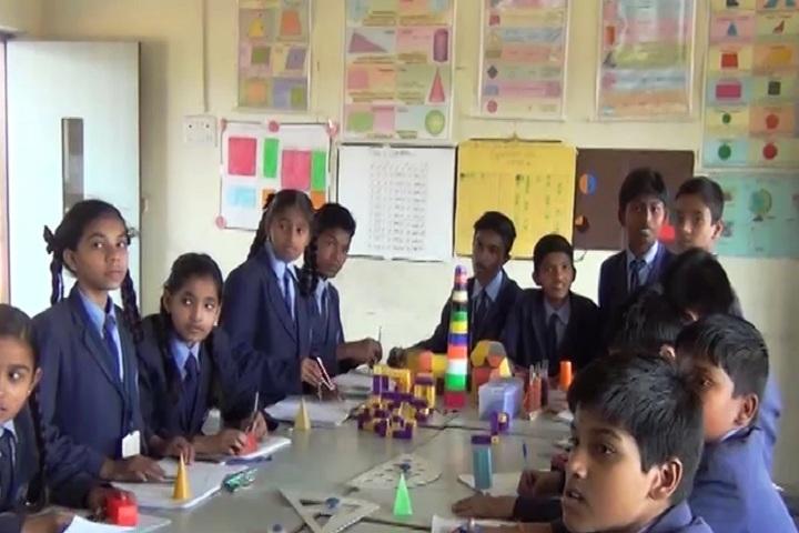 Samarpan Gnyan School-Maths Lab