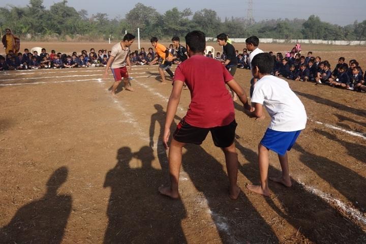 Samarpan Gnyan School-Sports