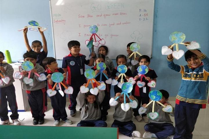 Sanskaar International School-Activities