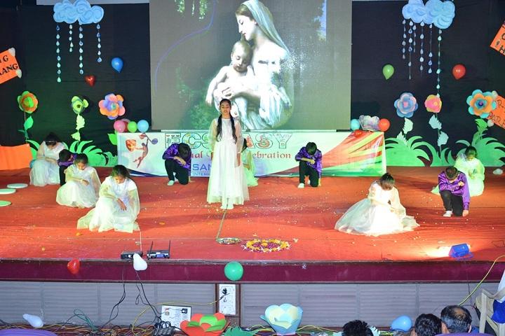 Sanskaar International School-Annual Day