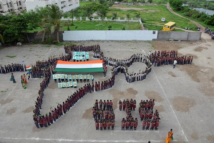 Sanskaar International School-Independence Day