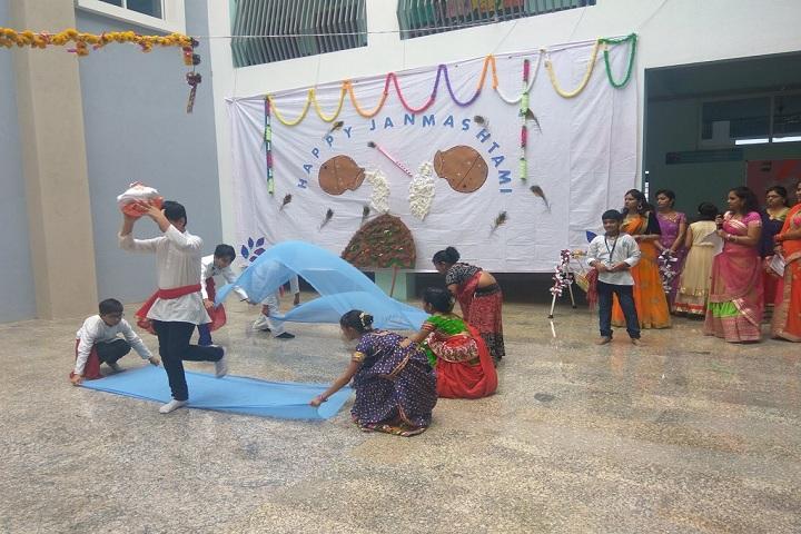 Sanskaar International School-Janmastami