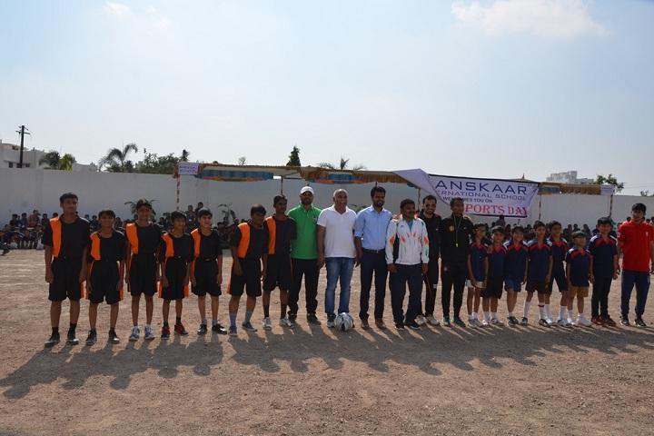 Sanskaar International School-Sports Day