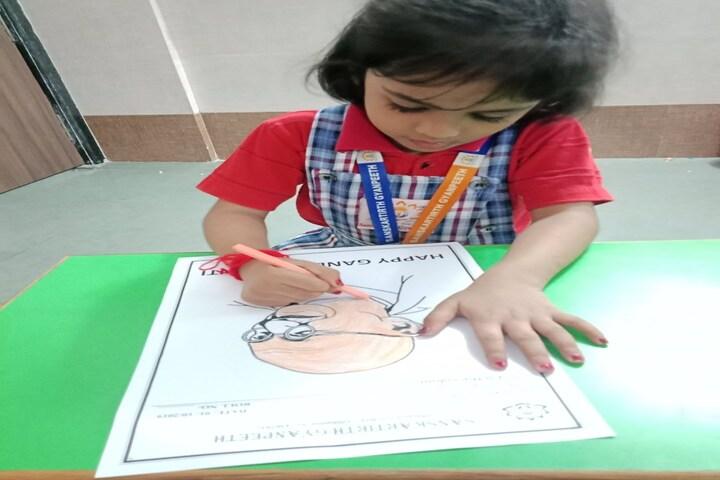 Sanskartirth Gyanpeeth-Drawing Competition
