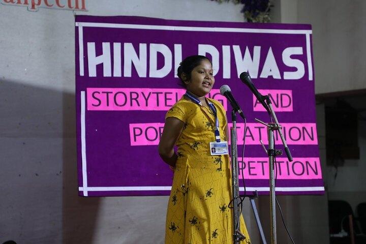 Sanskartirth Gyanpeeth-Story Telling Competition