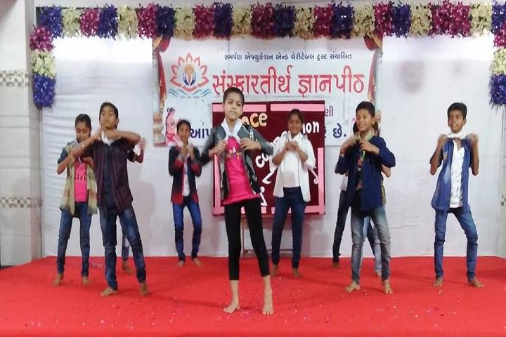 Sanskartirth Gyanpeeth-Dance