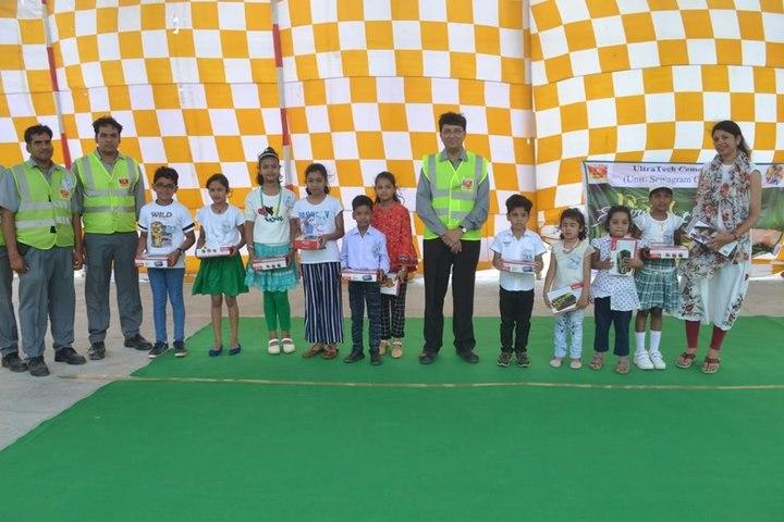 Sardar Patel Vidyalaya-Annual Prize Distribution