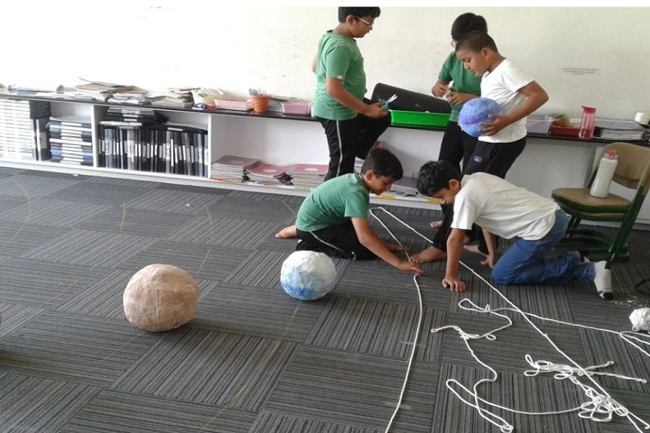 Sarojben Memorial International School-Play Room