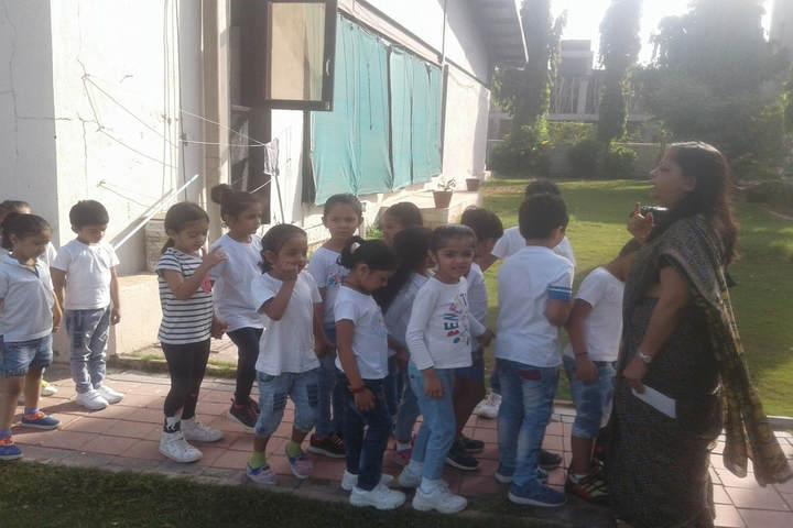 Sarojben Memorial International School-Others