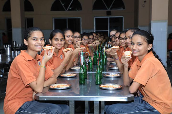 Sarvanaman Vidya Mandir-Dinning Hall