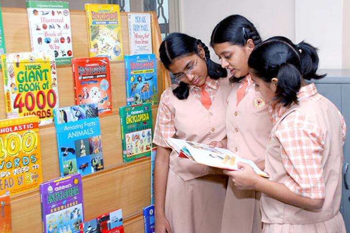 Sarvanaman Vidya Mandir-Library