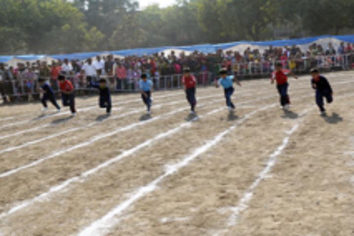 Sarvodaya Secondary School-Games