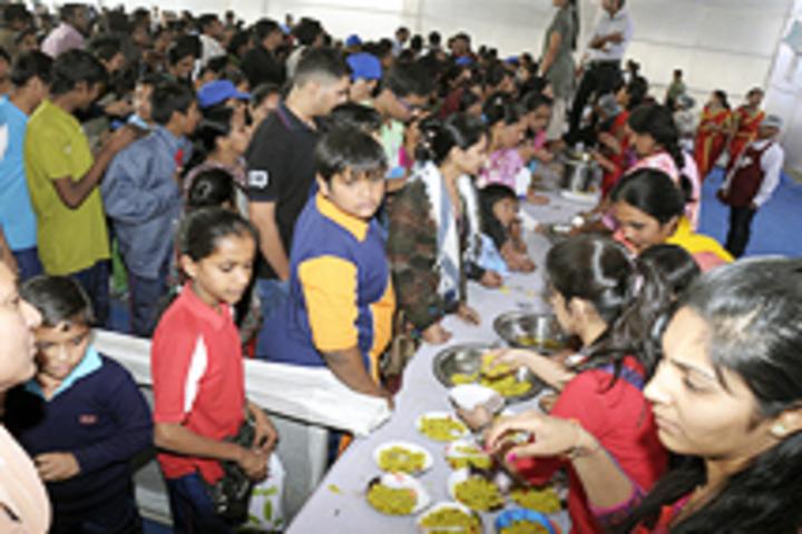 Sarvodaya Secondary School-Kids Food Carnival