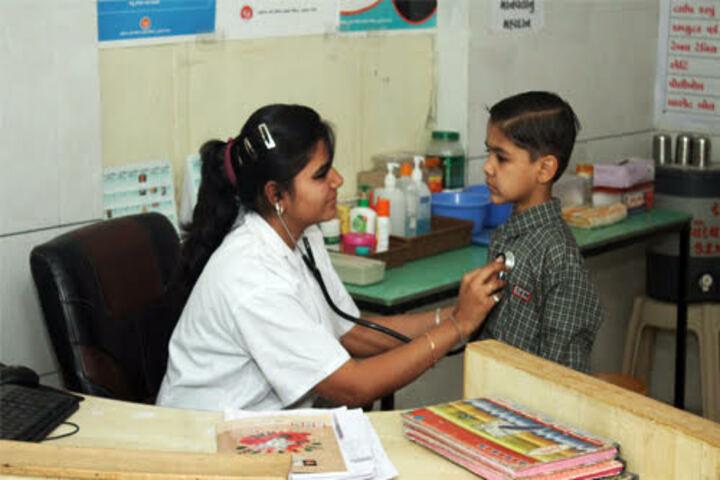Sarvodaya Secondary School-Medical Facility