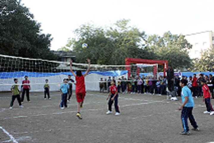 Sarvodaya Secondary School-Sports