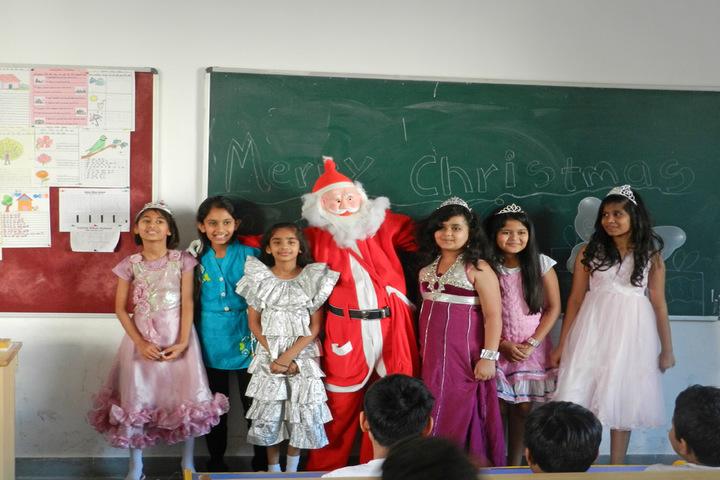 Sattva Vikas School-Christmas Celebrations