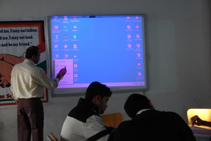 Sattva Vikas School-Digital Classroom