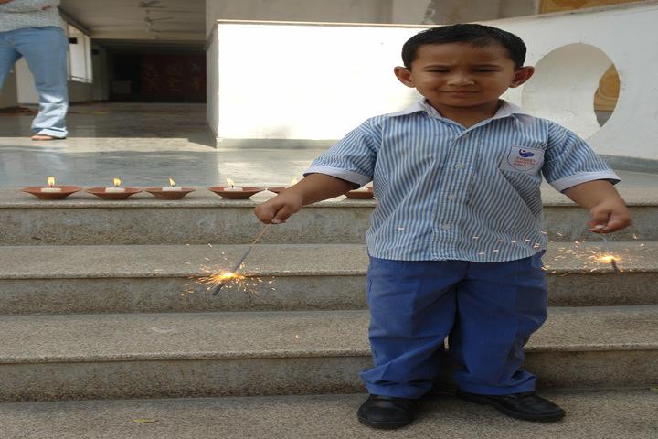 Sattva Vikas School-Diwali Celebrations