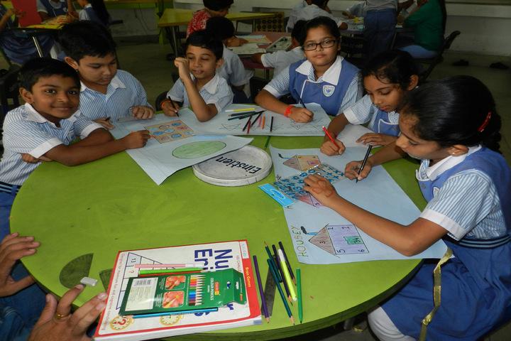Sattva Vikas School-Drawing